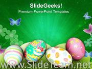 FESTIVAL OF REJUVENATION OF LIFE EASTER DAY POWERPOINT TEMPLATE