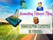 Accounting Returns Filing and Bookkeeping Expertise in Virginia