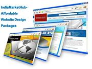 IndiaMarketHub-Affordable Website Design Packages