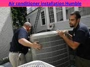 ac repair humble