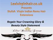Lexi Virgin Hair Extensions