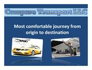 Most comfortable journey from origin to destination