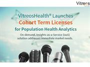 VitreosHealth Launches Cohort Term Licenses for Population Health