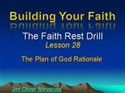 Building Your Faith Lesson 27