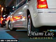 Best Deal In Miami Airport Transfers by Miami Lux Limo