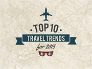 Top 10 Travel Trends for 2015