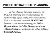 POLICE OPERATIONAL PLANNING (1)