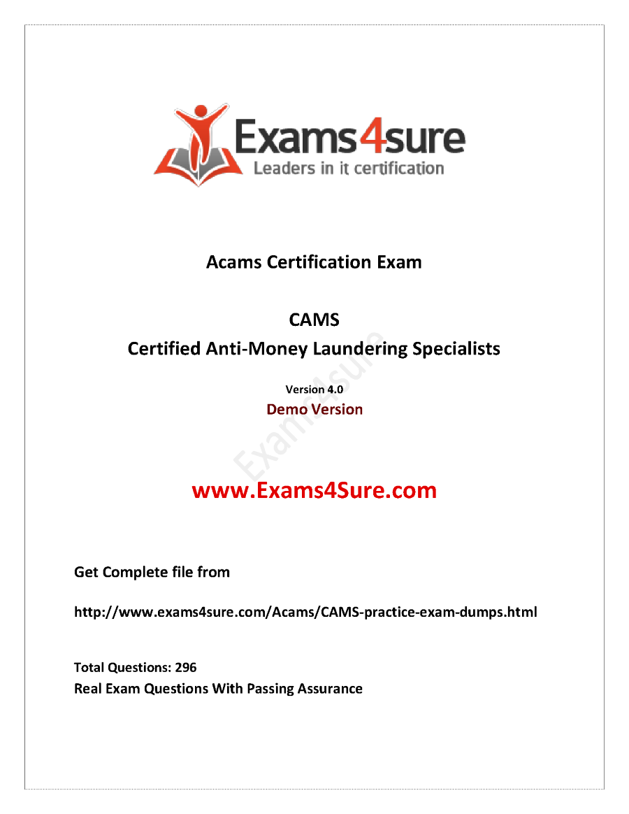 Cams exam practice test questions authorstream related presentations 1betcityfo Choice Image