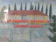 9th Primary school of Larissa-Greece