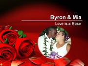 Byron and mia