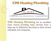 CMI- Plumbing & Heating Services in London