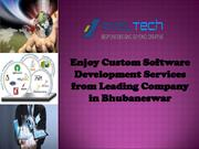 Software Development Services from Leading Company in Bhubaneswar