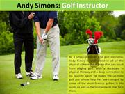 Andy Simons - Golf Instructor