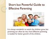 Guide to Effective Parenting
