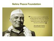 Nehru_Peace_Foundation