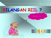Bilangan Rill