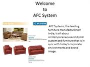 Welcome to AFC System