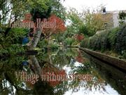Giethoorn-village without streets