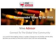 Largest Wine Communities Offering Wine and Winery Information
