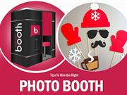 Tips to Single out The Right Photobooth Rental in Sydney