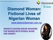 Diamond Woman  - Fictional Lives of Nigerian Woman