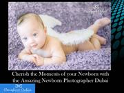 Amazing Newborn Baby Photography By BarefootDubai