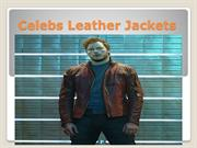 Celebs Leather Jackets For Sale