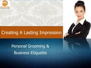 personal grooming business etiquette