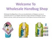 Fashion Scarves, Winter Scarves-wholesalehandbagshop.com