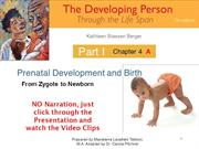 DP Ch 4a Prenatal Development not narrated r
