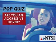 Pop Quiz - Are you an aggressive driver?