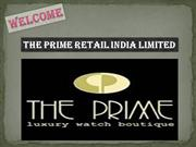 The Prime luxury Watch Boutique