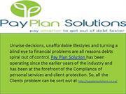 Debt Counselling at PayPlanSolutions | Debt counseling in South Africa