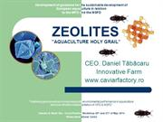 ZEOLITES AQUACULTURE HOLY GRAIL
