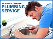 How to Choose an Experienced Plumber in Sydney