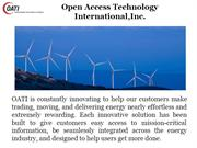Open Access Technology International,Inc