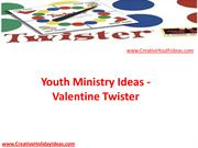 Youth Ministry Ideas - Valentine Twister