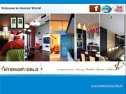 Understanding The Need Of Interior Designing and Interior Decorations
