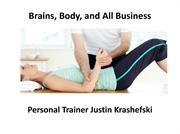 Brains, Body and All Business - Personal Trainer Justin Krashefski