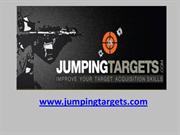 paper targets - shooting targets - jumping targets