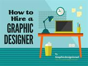 How to hire an graphic designer