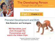 DP Chapter 4 2012 c Risk Reduction Teratogens never narrated