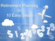 Retirement living Planning with 10 Easy ways