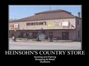 Heinsohn's Country Store - For Quality Country Living