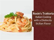 Best Italian Restaurant in Randolph NJ- Delicious Italian Dishes