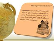 Forms of Political System  By ABHISHEK