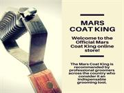 Mars King Comb | Stripping Dog Hair