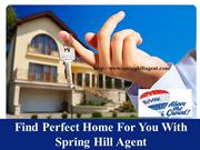 spring hill agent