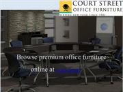 office interiors with the finest modular office furniture.