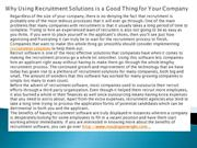 Why Using Recruitment Solutions is a Good Thing for Your Company